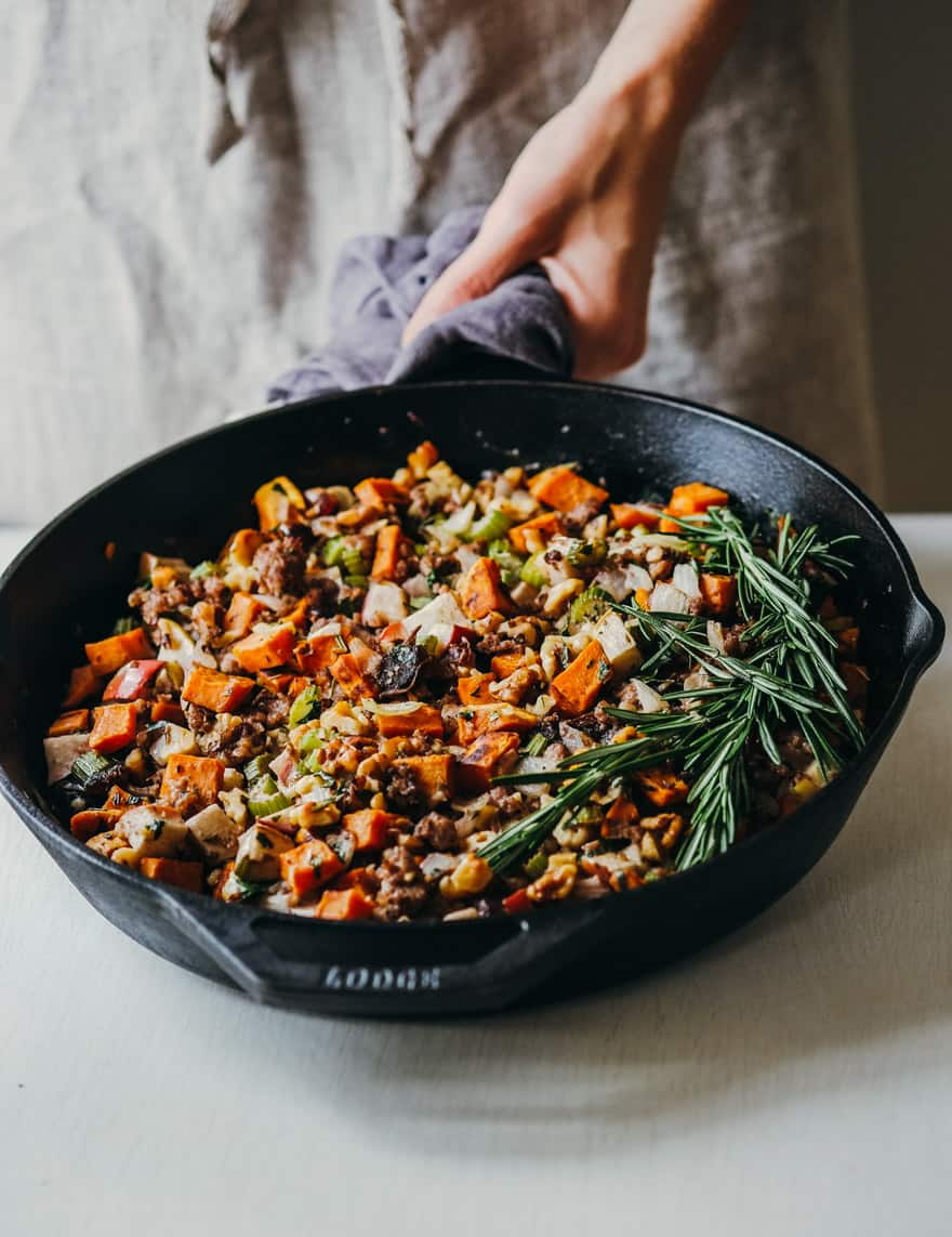 whole30 Thanksgiving Stuffing