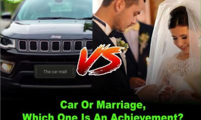 Sweetloaded 6565656-1 Let's Gist: Car Vs Marriage, Which One Is An Achievement? gist  Snowz