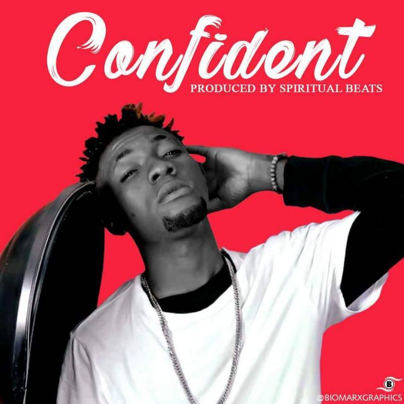 Music-Eddy G-confidence(M&M)by spiritual beat