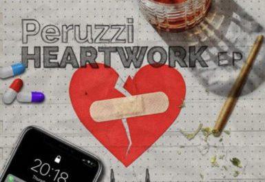 "Music:-Peruzzi – ""Try"" ft. Davido"