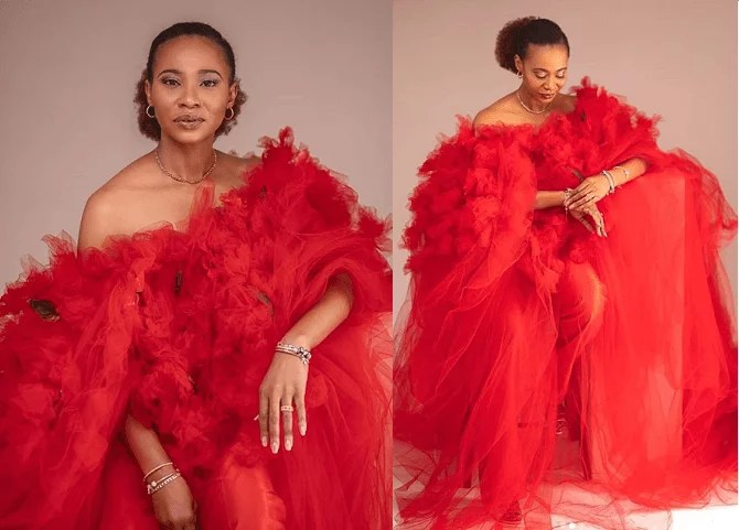 Nollywood actress, Nse Ikpe-Etim celebrates 45th birthday beautiful photos