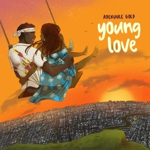"""[Video] Adekunle Gold – """"Young Love"""" (Acoustic Version) with Clout Nigeria"""
