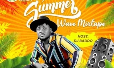 "Sweetloaded Summer-Wave-Mixtape-cover-600x600 DJ Baddo – ""Summer Wave Mixtape"" (Vol. 3) Mixtape trending  summer wave Mixtape DJ Baddo"