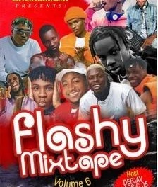 [Mixtape] DJ Classic – Flashy Mixtape(Vol 6)