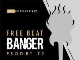 Freebeat: Cool Afro Instrumental – Bangar (Beat By T9)