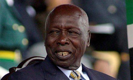 Breaking: Ex-President Arap Moi is dead