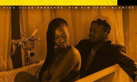 MUSIC: Dice Ailes Ft. Olamide – Pim Pim