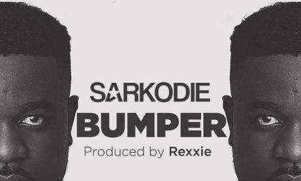 MUSIC: Sarkodie – Bumper  (Prod. Rexxie)