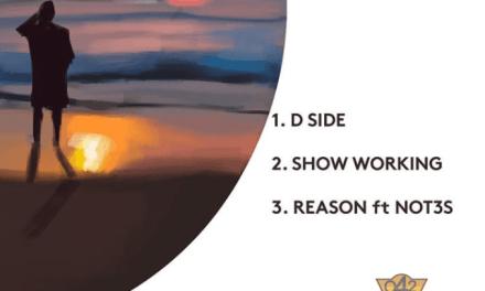MUSIC: Peruzzi – D Side (Prod. Vstix)
