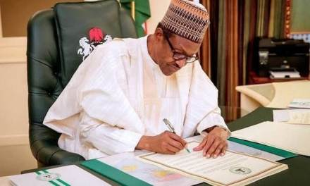 BREAKING NEWS! President Buhari Extends Gradual Ease Of Lockdown In Lagos, Abuja, Ogun (Read Details)