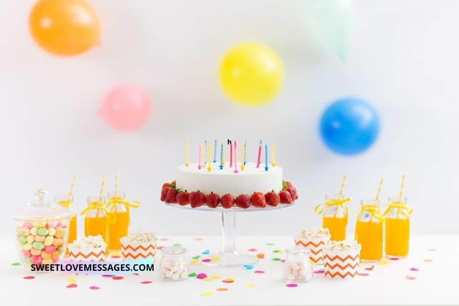 10 Days Left For My Birthday Quotes Sweet Love Messages