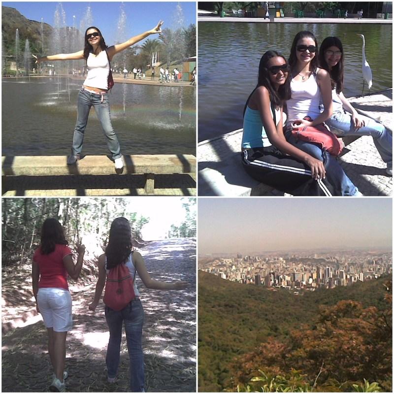 Passeio Parque Mangabeiras