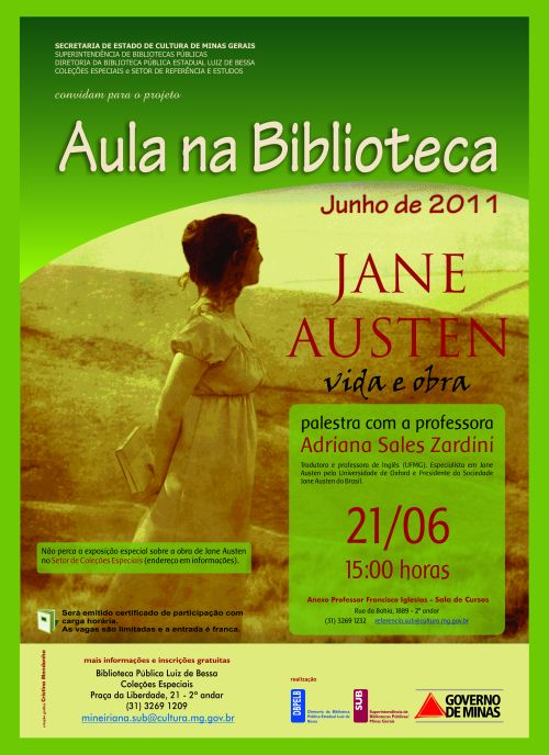Aula Jane Austen