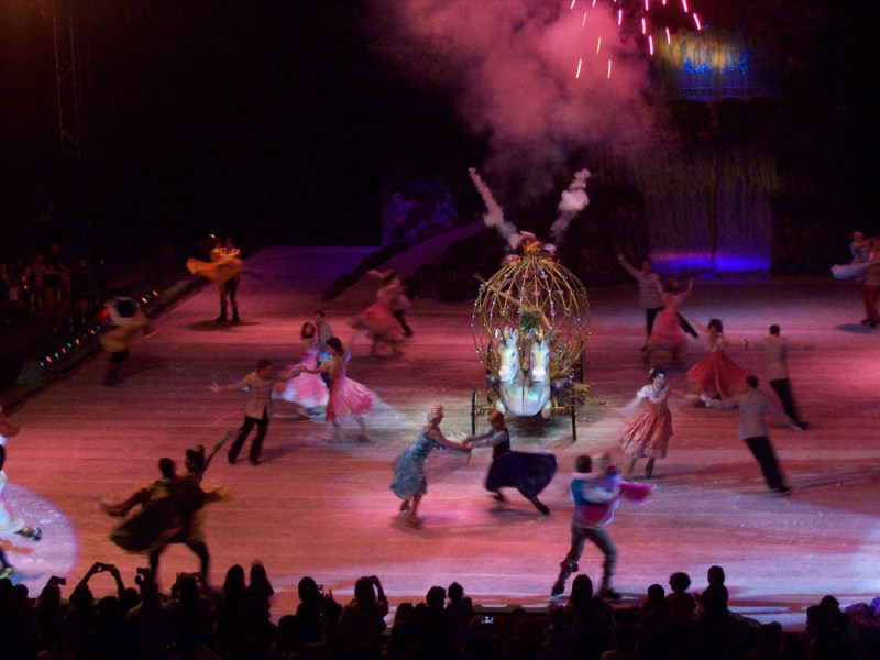 Disney On ice - Mundos Fantásticos