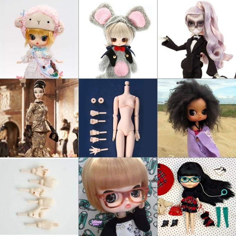 Wishlist: Fashion Dolls