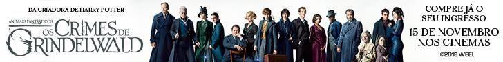 Animais Fantásticos: Os Crimes de Grindewald 15 de novembro, nos cinemas