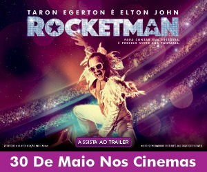Rocketman - 30 de maio nos cinemas