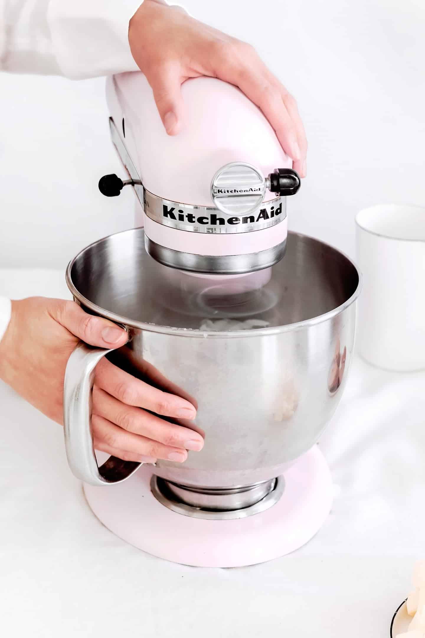 Comment faire la crème au beurre au robot patissier