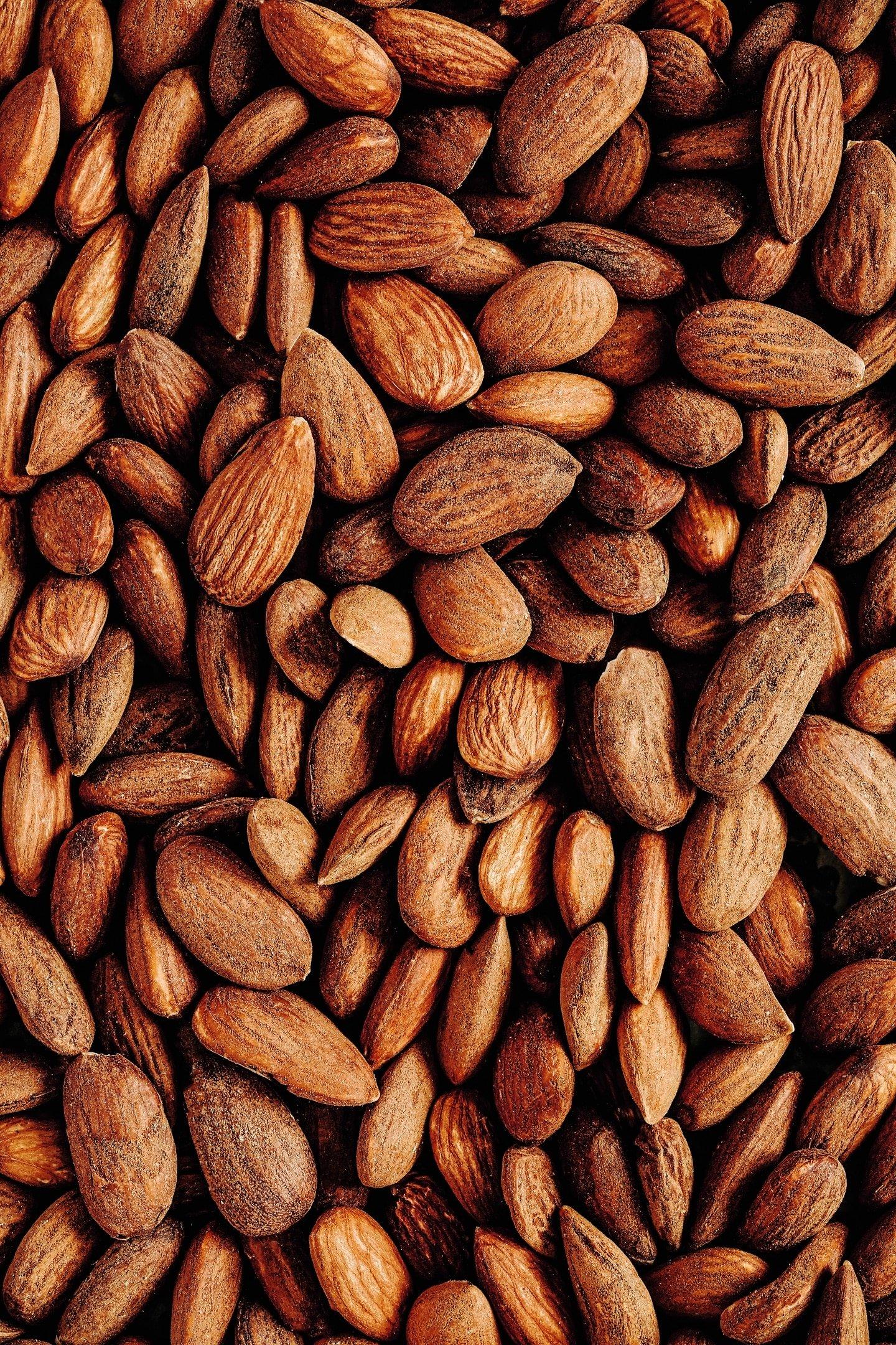 Almond photography
