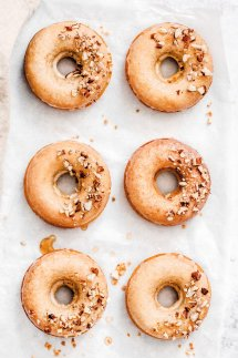 Comment faire la recette des donuts au four