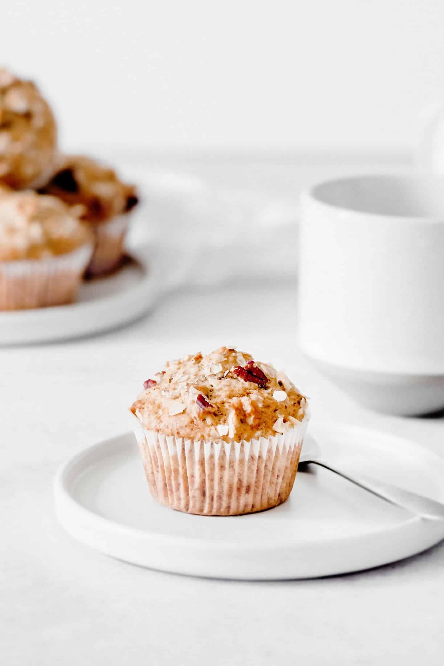 Recette facile des muffins à la banane