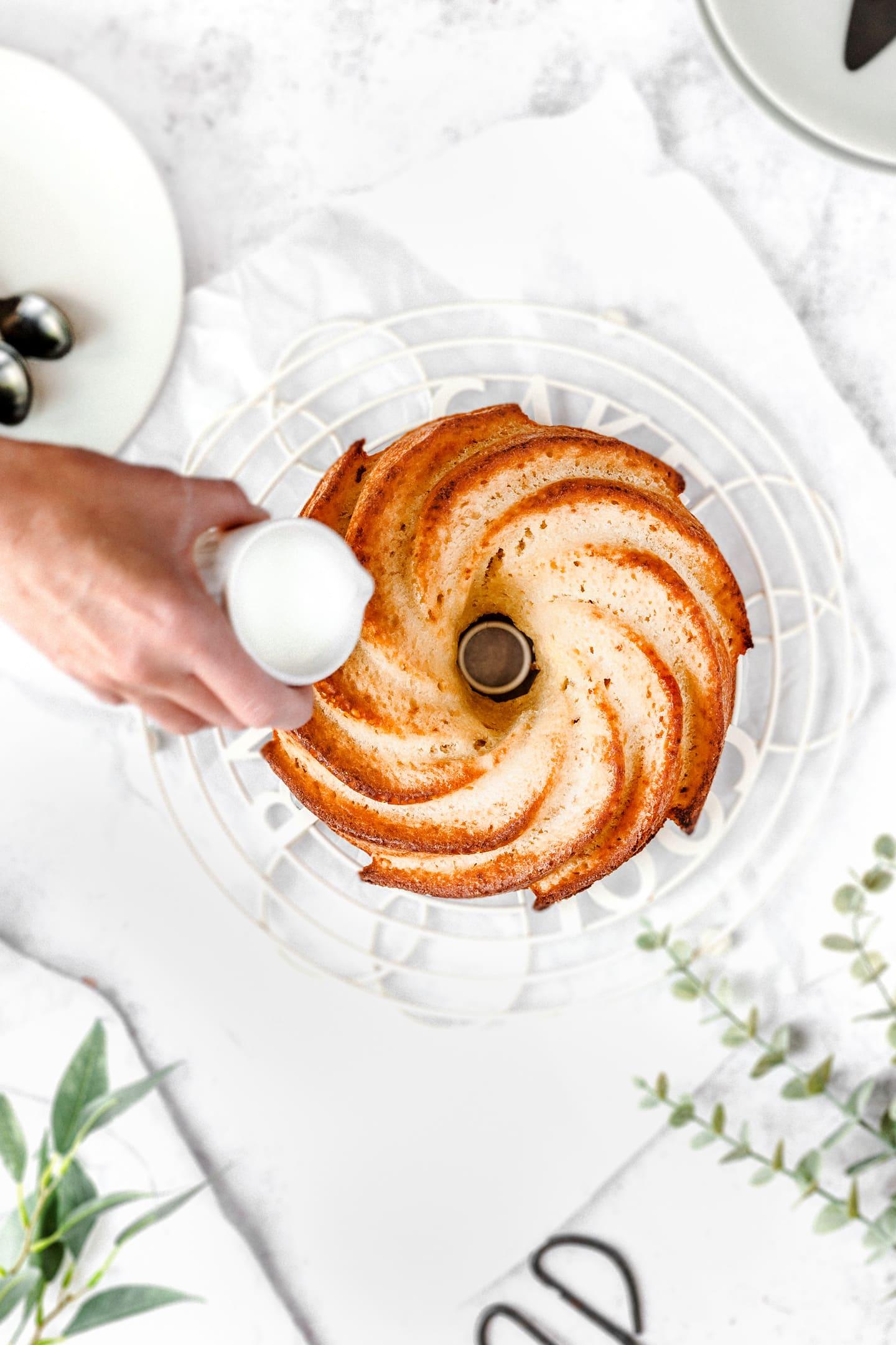 Comment faire un bundt cake