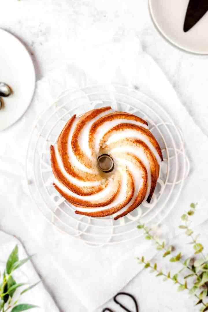 Recette facile du bundt cake