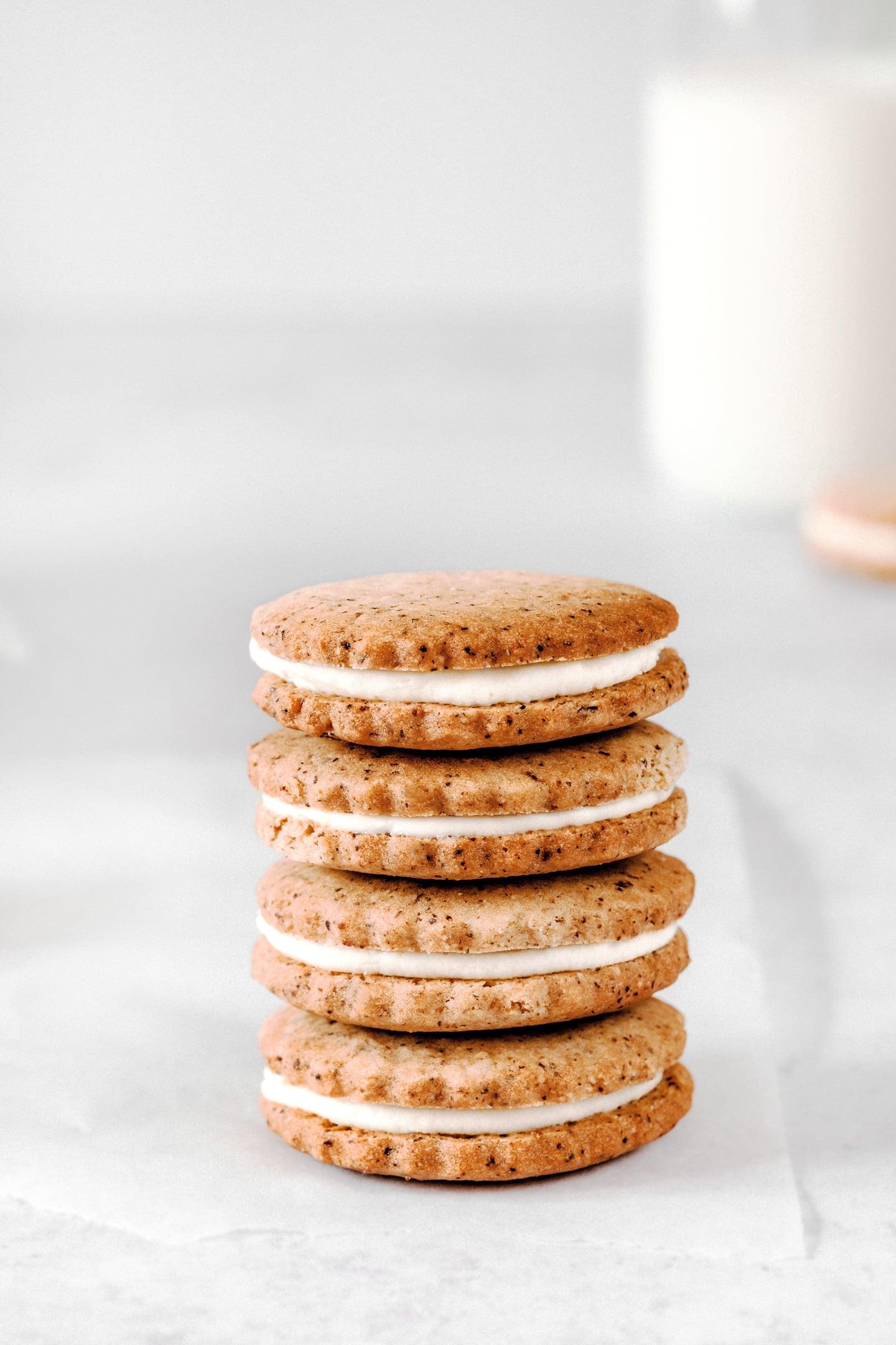 La recette des biscuits sablés au chocolat blanc