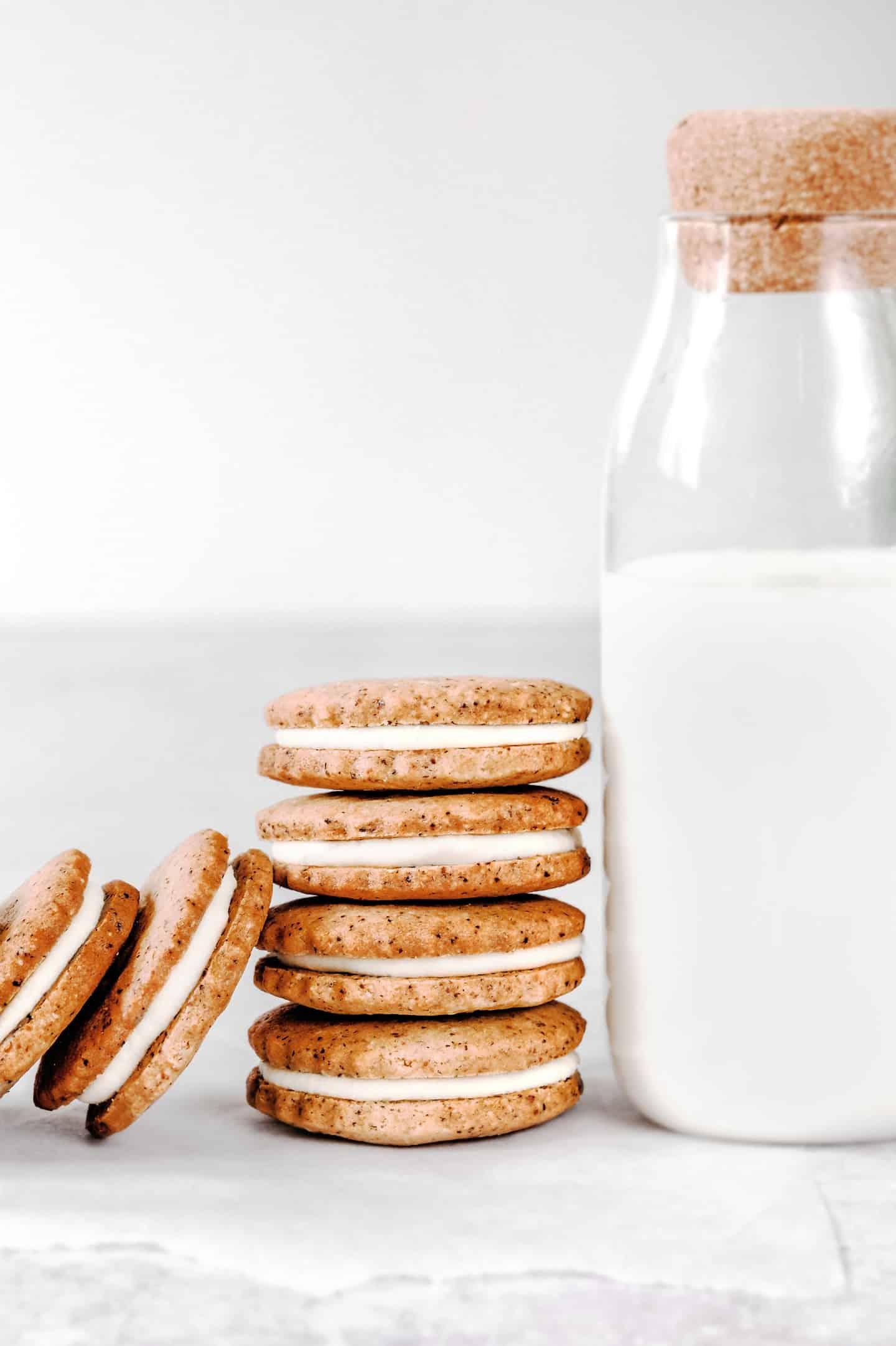 Les biscuits sablés au chocolat