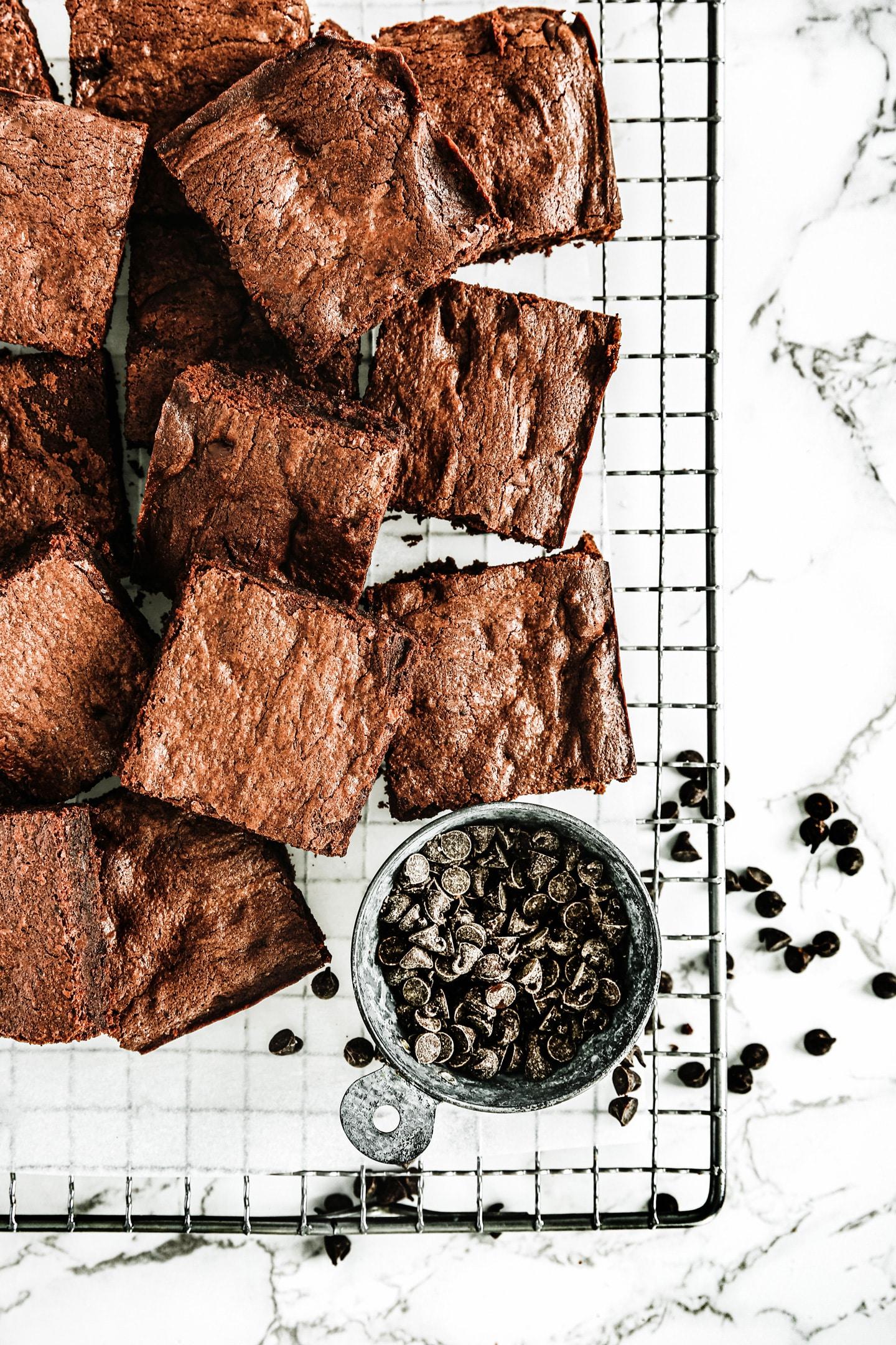 Recette facile du brownies au chocolat