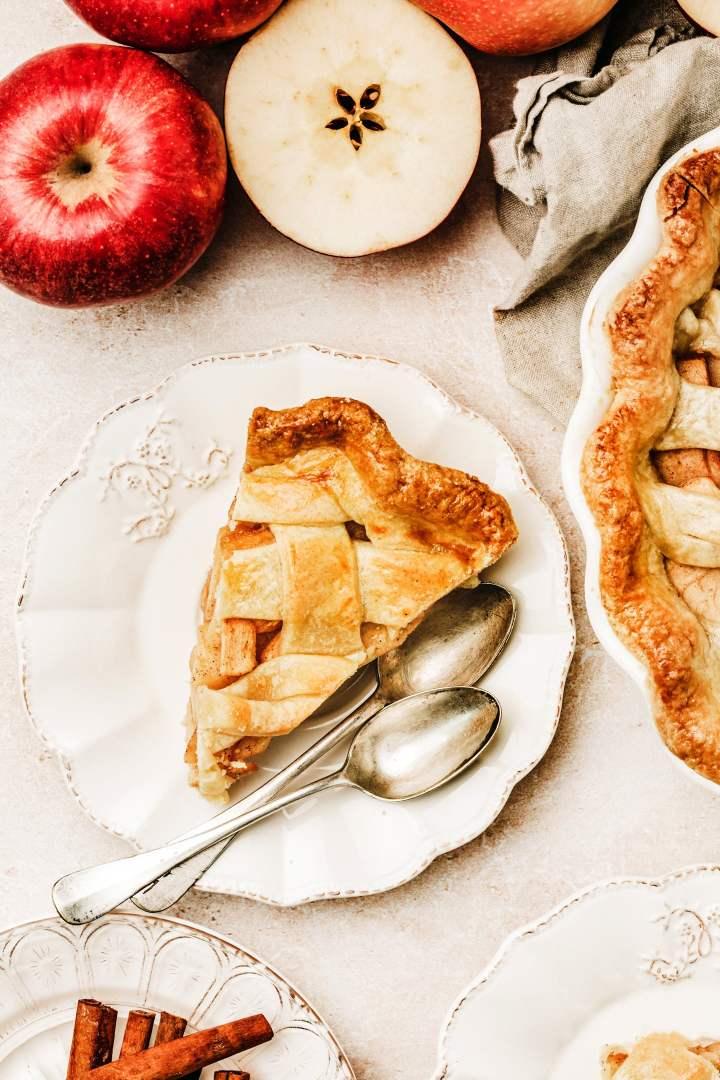 Recette de l'Apple Pie Américaine