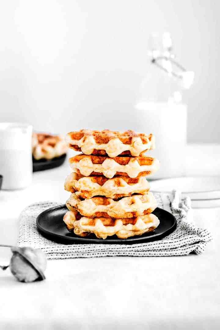 Liege waffle easy recipe
