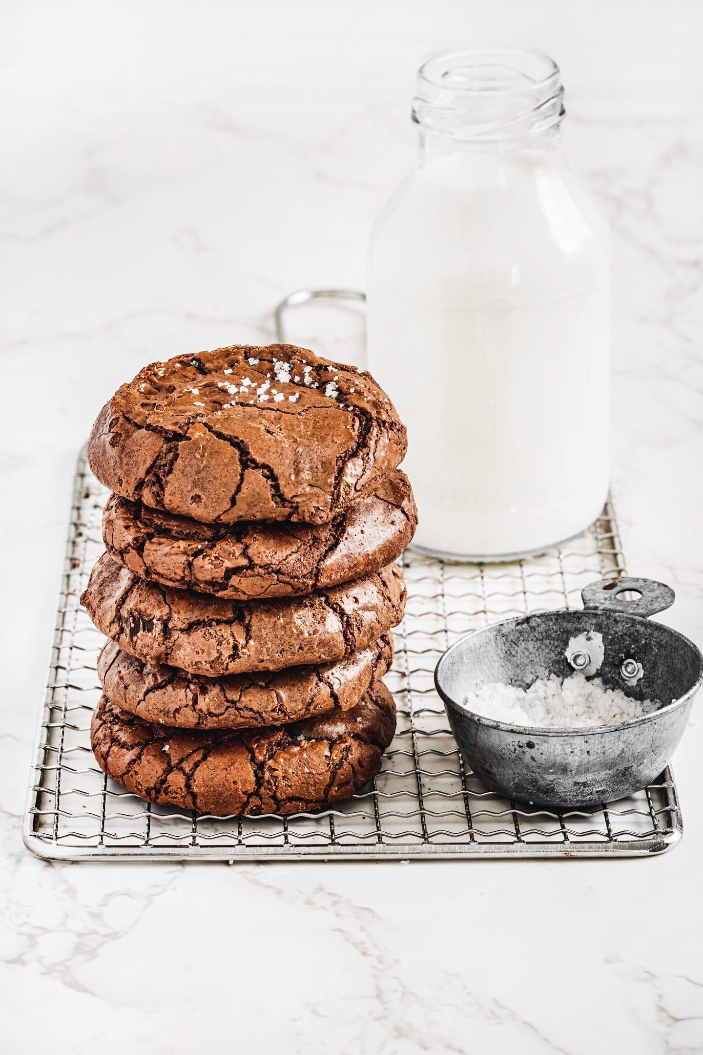 Comment faire des cookies brownies