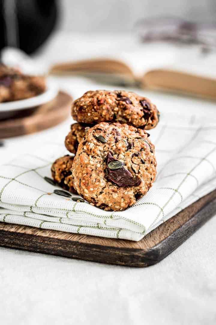 Healthy Seed Cookies
