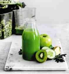 Best green juice detox healthy recipe
