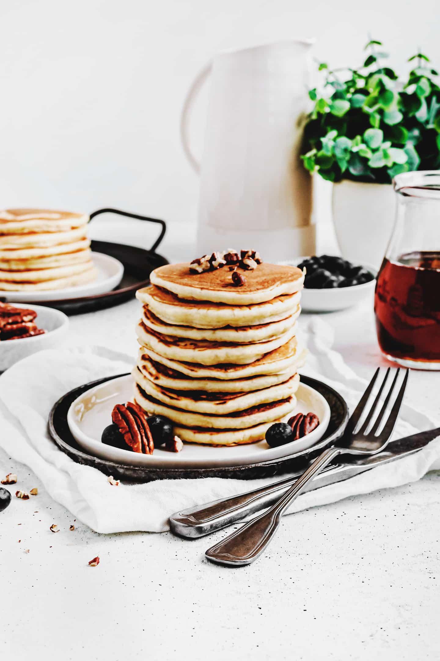 Recette de pancakes molleux facile