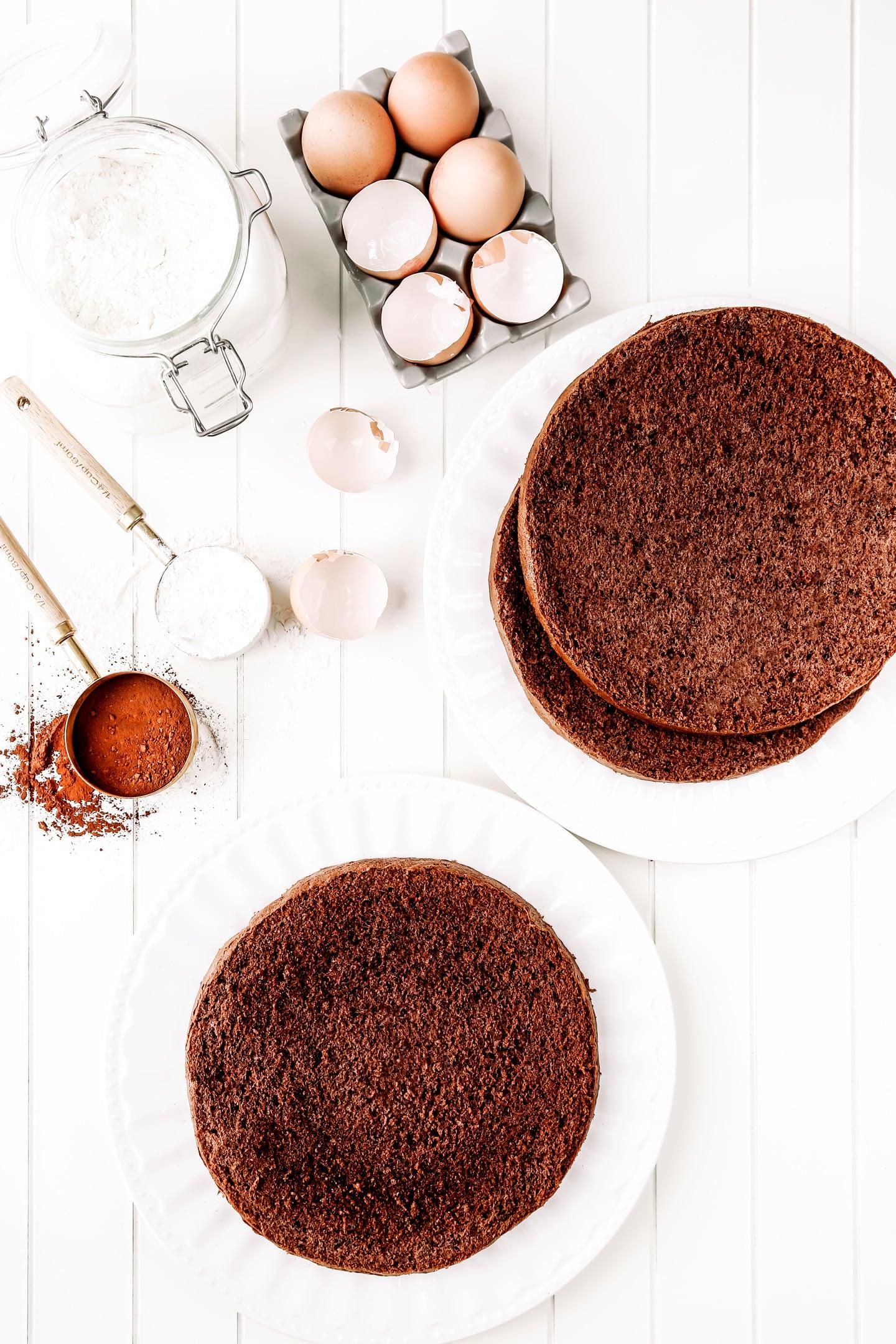 Recette maison gateau chocolat