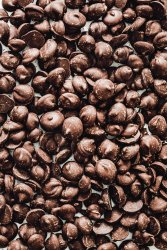 Make your chocolate chips recipe