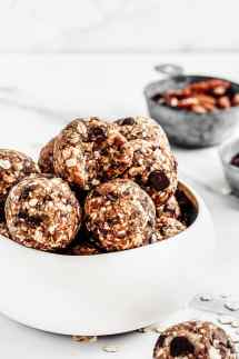 Energy balls basic recipe