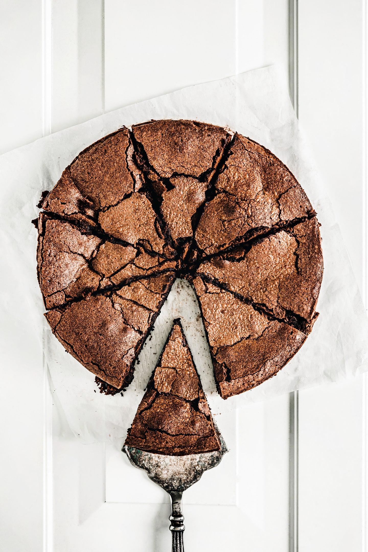 Recette du gateau au chocolat facile et moelleux