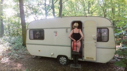 kinky camping