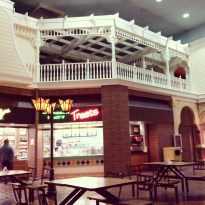 Nostalgia. There used to be askating rink above the mall when I was a kid.