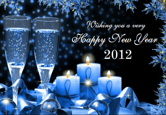 Bye-Bye Great 2011, Welcome Blessed New Year 2012 (2/2)