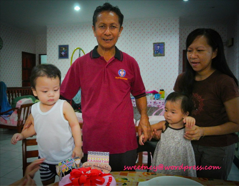 Rosary, Daddy's Birthday, Kaamatan & Our 2nd Wedding Anniversary!! (5/6)