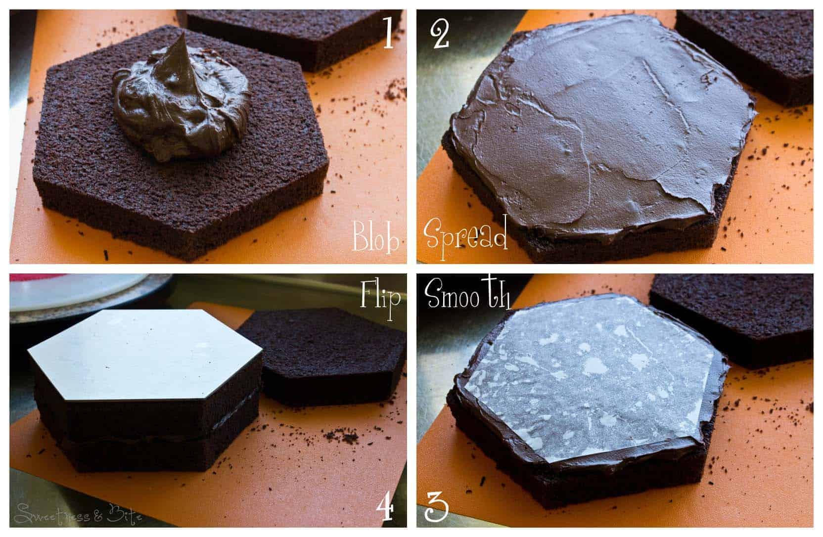 Cake layers
