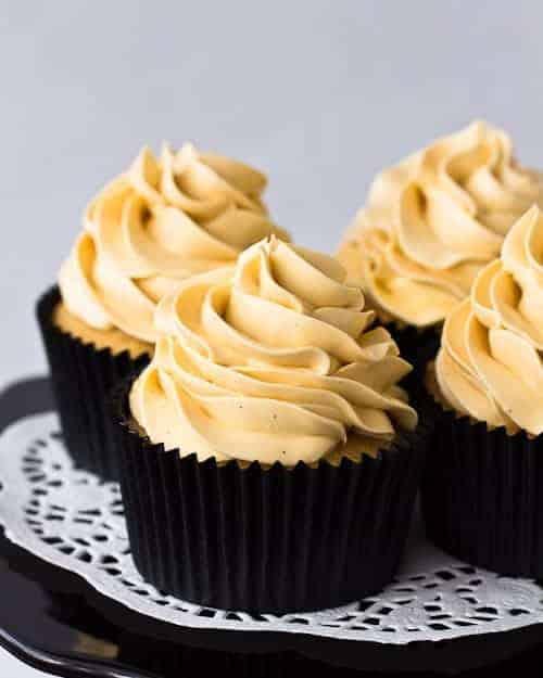 Vanilla Kahlua Cupcakes-6