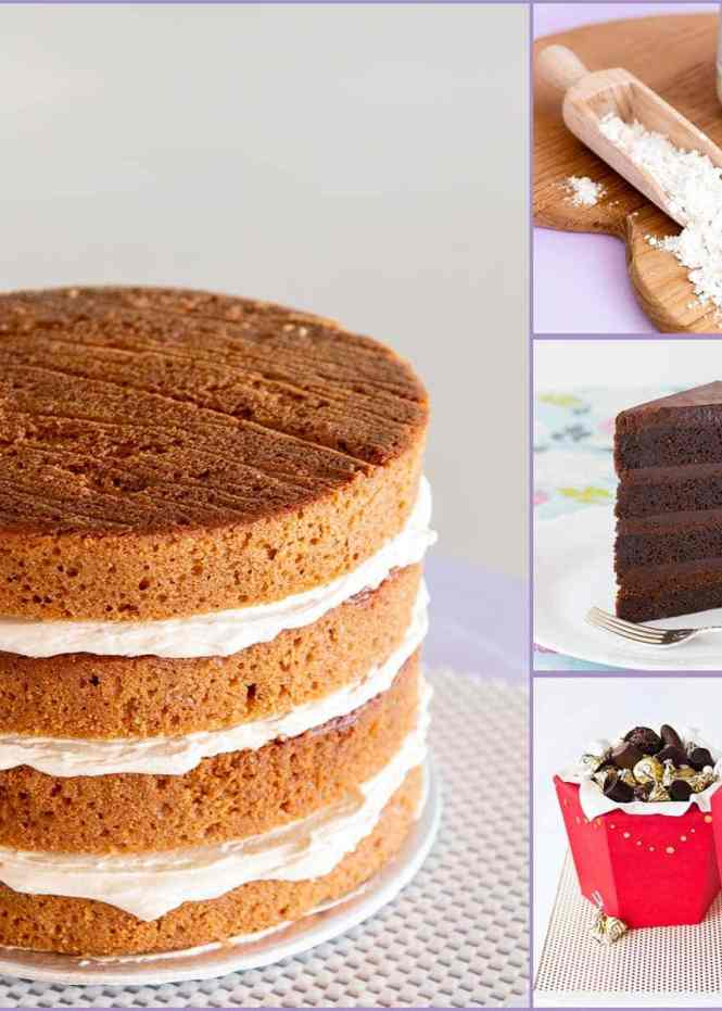 Gluten Free Cakes For Cake Decorating Suitable Covering In Fondant And Tiered