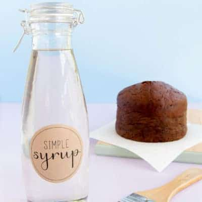 Ultimate Guide to Sugar Syrup for Cakes ~ A complete guide to using sugar syrup on cakes, including why you should, how to make it, how to use it, plus over a dozen ways to flavour your syrup. ~ by Sweetness and Bite