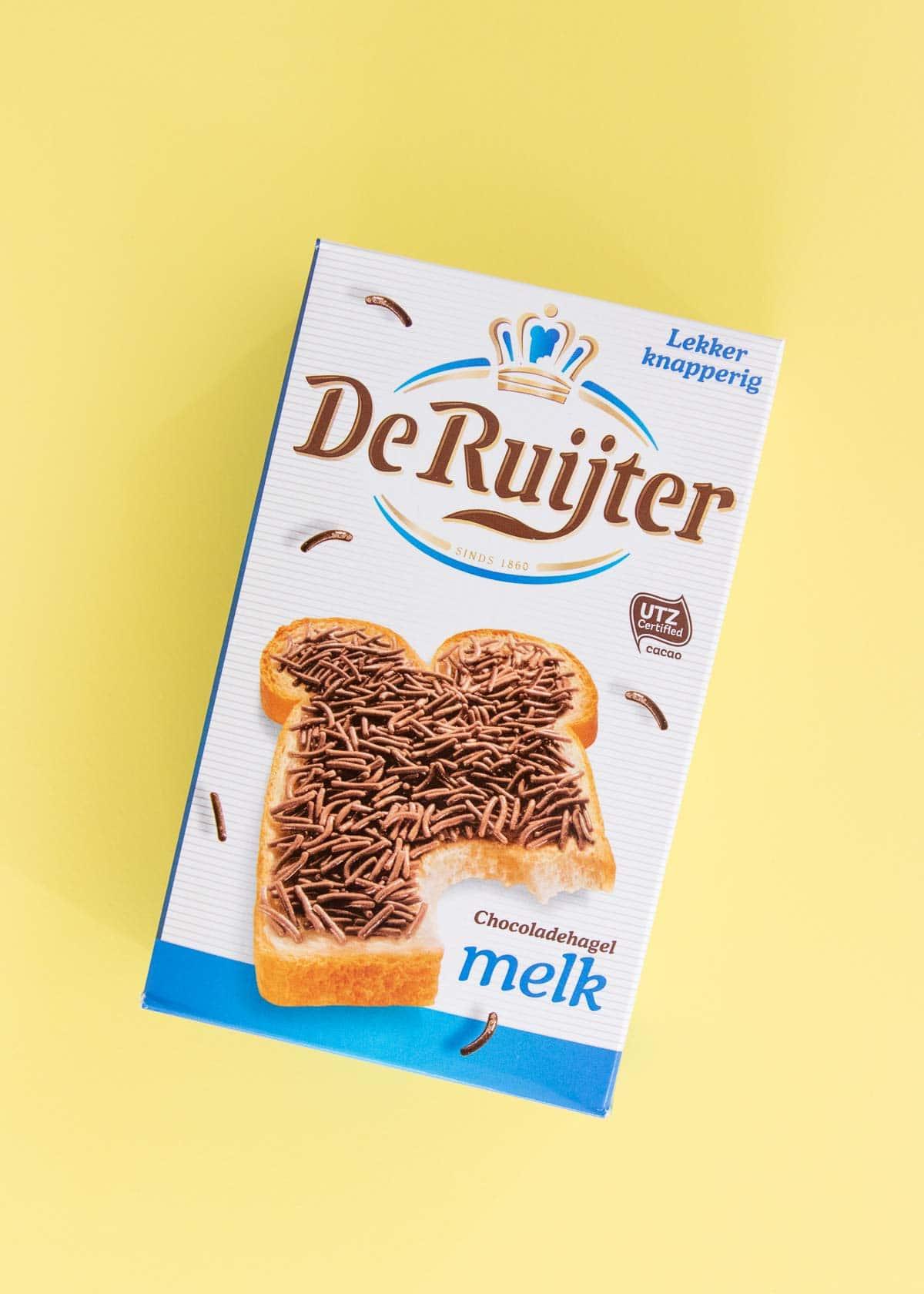 """""""hagelslag"""" dutch chocolate sprinkles"""