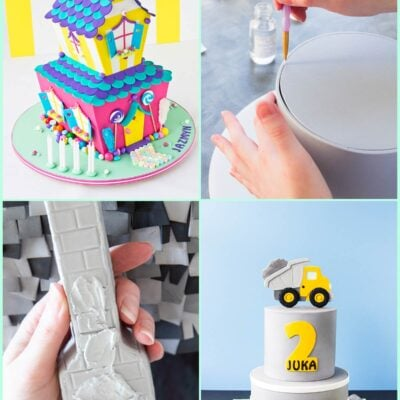 How to Stick Fondant to Fondant – A Guide to Edible Glue